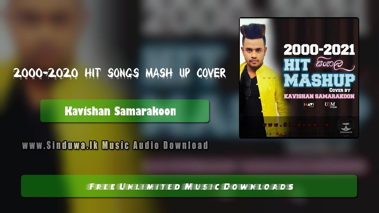 2000-2020 Hit Songs Mash Up Cover