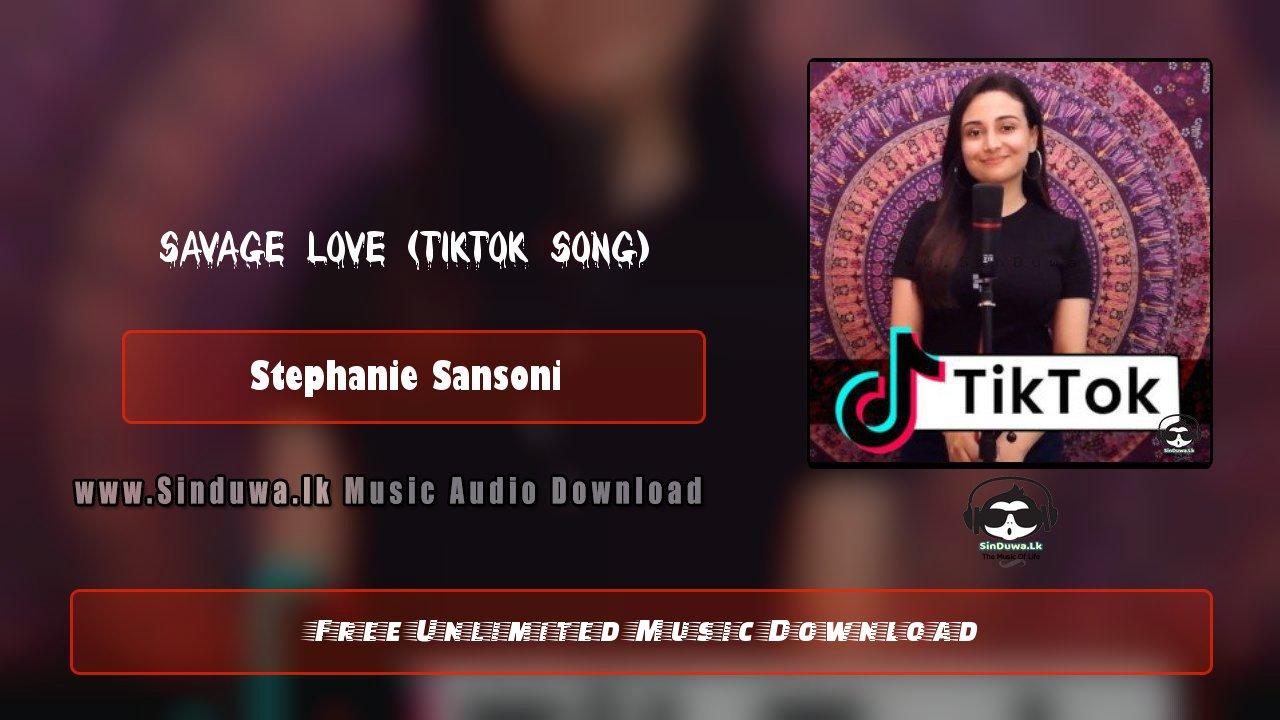 Savage Love (TikTok Song)