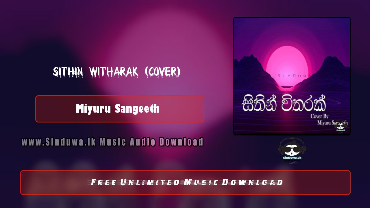 Sithin Witharak (Cover)